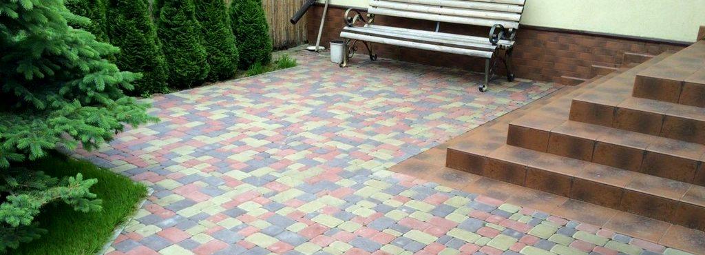 Выполним качественную укладку тротуарной плитки