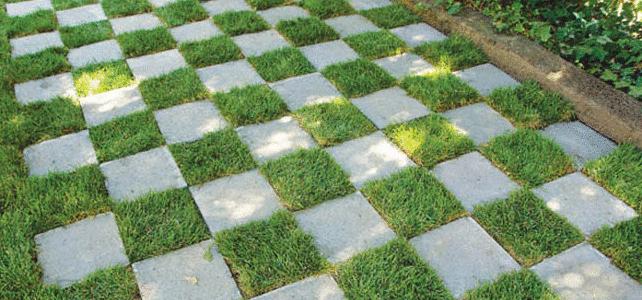 Разнообразие дизайна тротуарной плитки. Часть 2