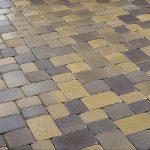 Укладка тротуарной плитки Старая площадь