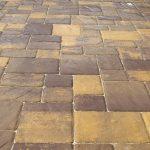 Укладка стильной тротуарной плитки
