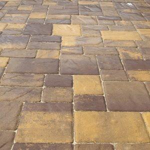 Укладка тротуарной плитки Венеция